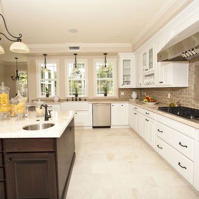 Kitchen Backsplash Floor Tile