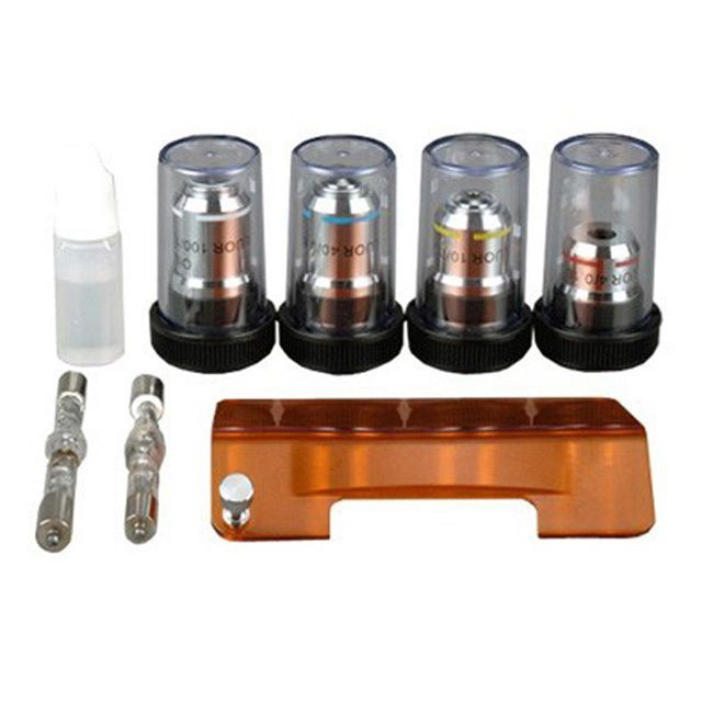 Epi Fluorescence Microscopy Kit For Compound Microscopes by AmScope