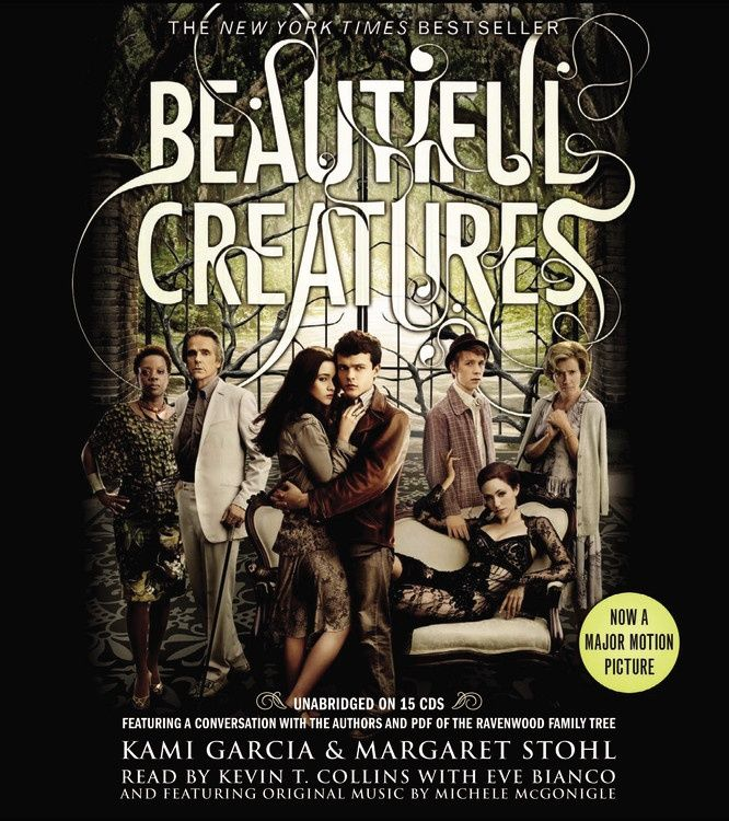 Contest Win An Autographed Beautiful Creatures Book And