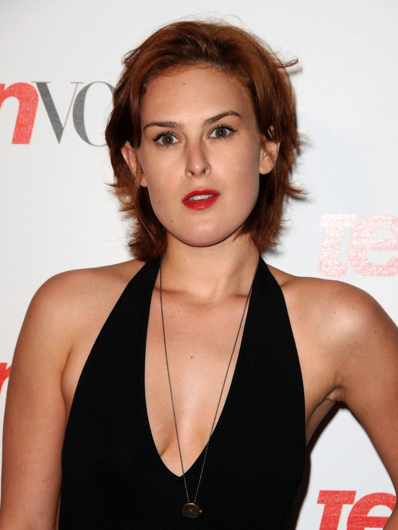 rumer willis face
