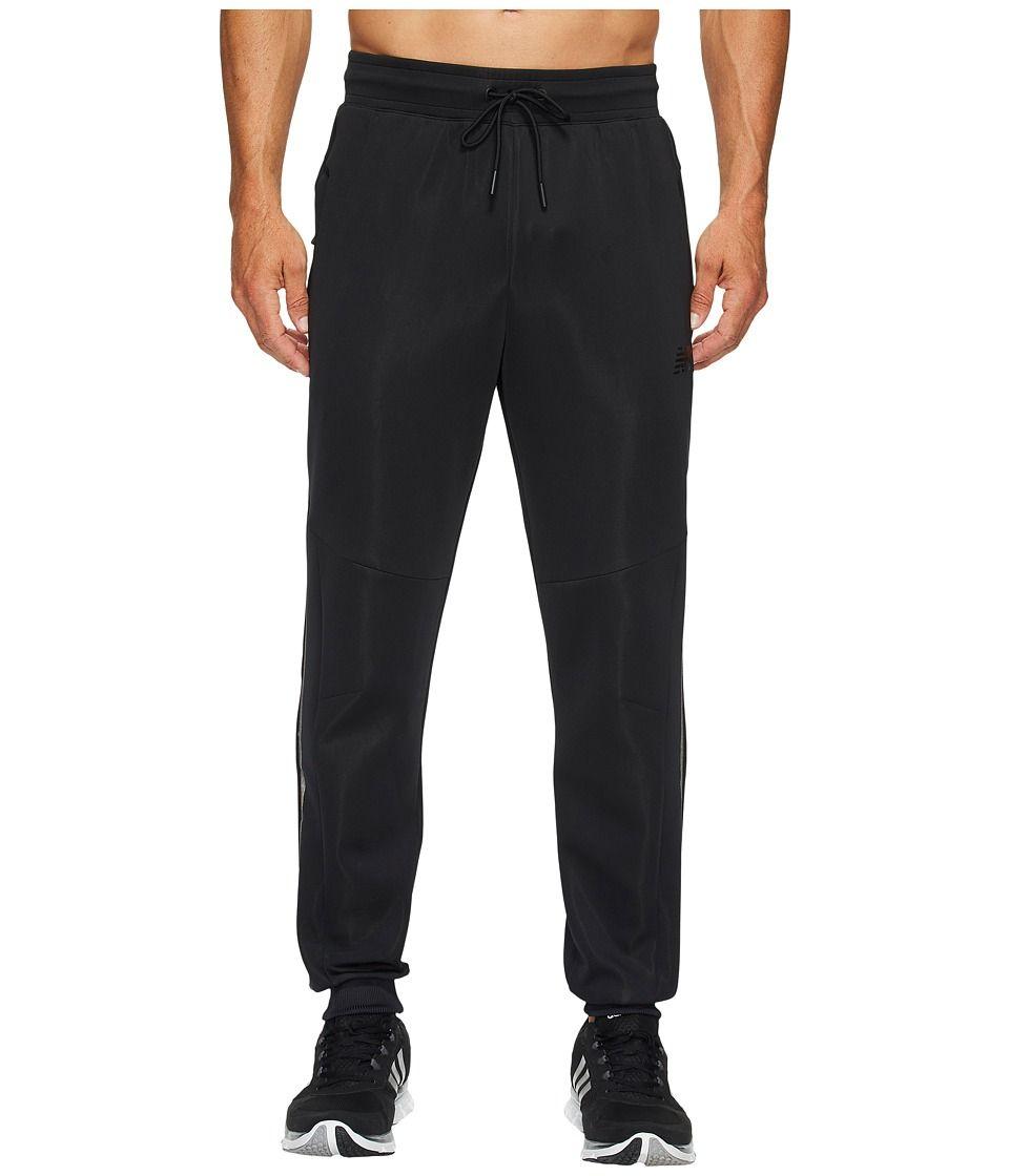 1ea17e33e8 NEW BALANCE NEW BALANCE - 247 SPORT TRACK PANTS (BLACK) MEN'S WORKOUT. # newbalance #cloth #