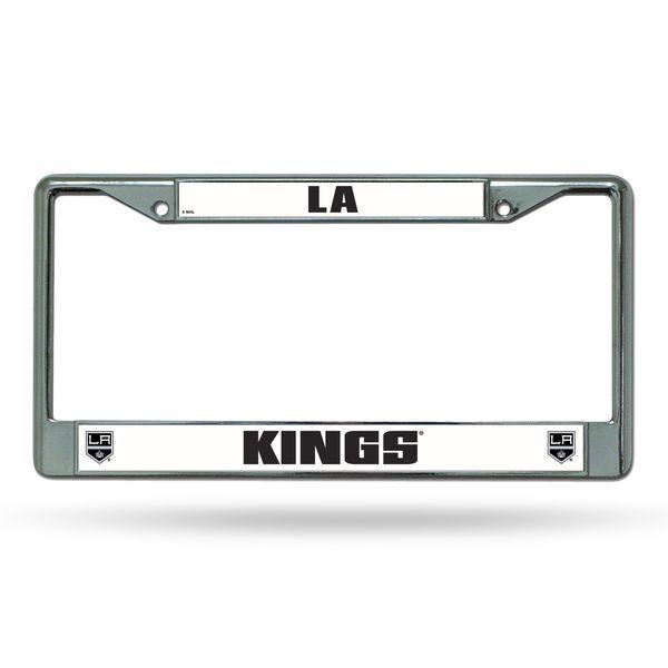 Rico Industries NFL Philadelphia Eagles Chrome Plate Frame,12-Inch by 6-Inch,Silver