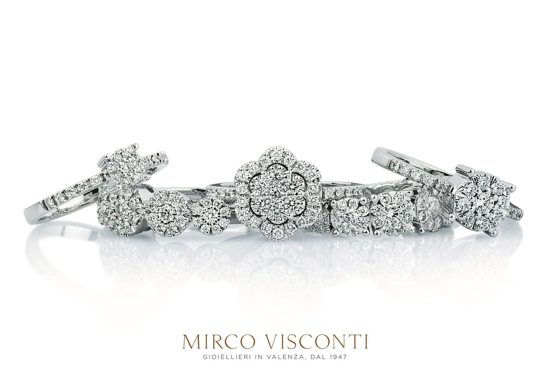 Discover Mirco Visconti's magical jewels exclusively available at Istana's boutique in The Dubai Mall and BurJuman.