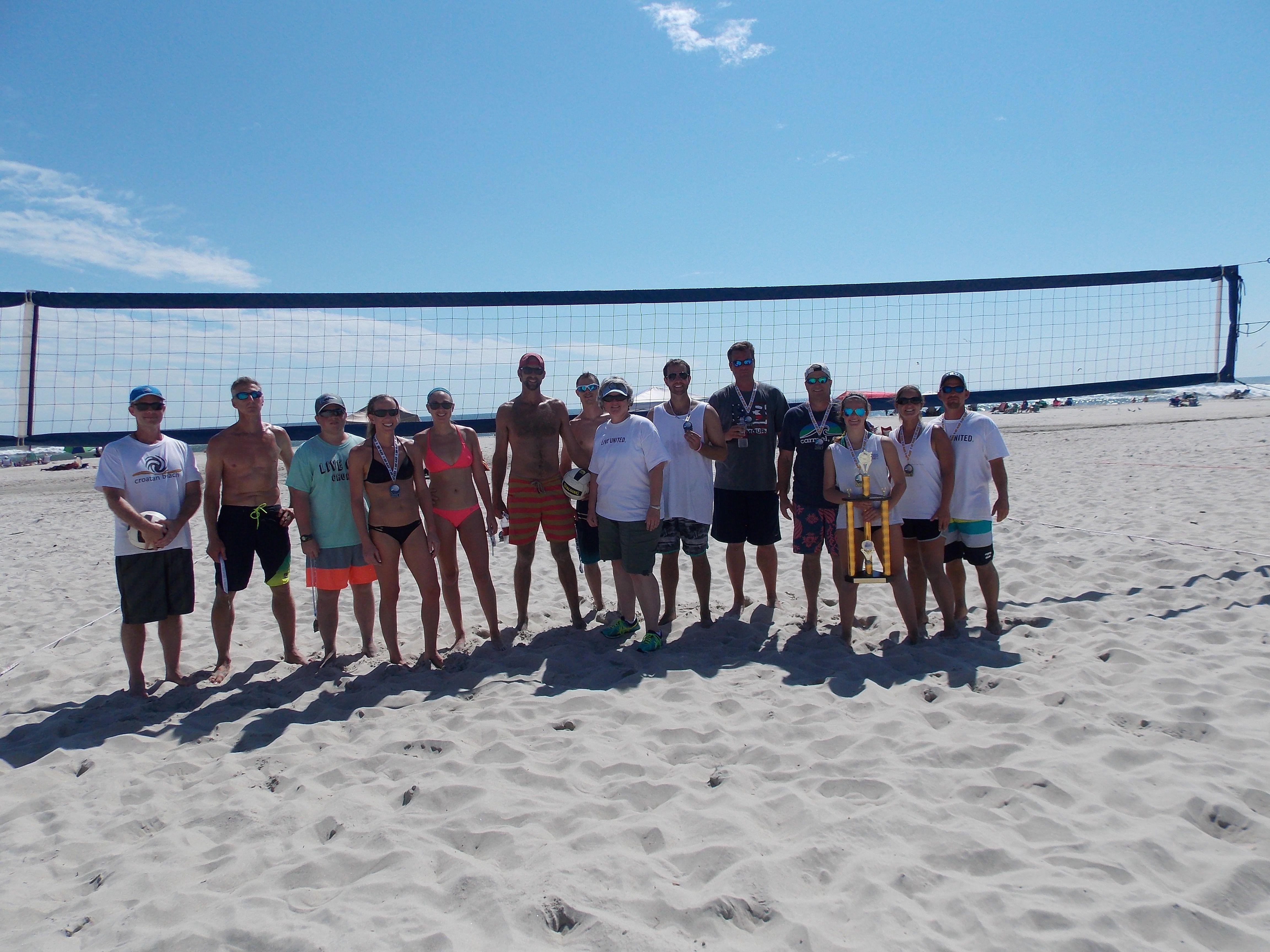 Pin By United Way Of Coastal Carolina On 2017 Beach Volleyball Tournament Beach Volleyball Volleyball Tournaments Volleyball