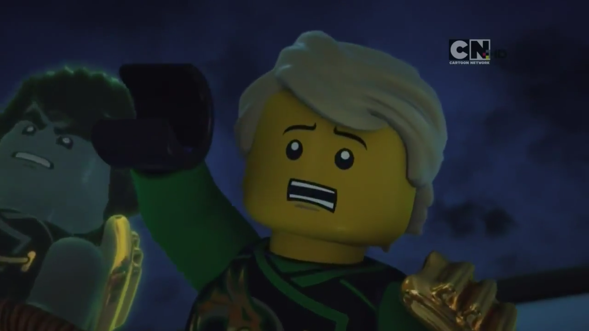 Cole and lloyd have totally opposite expressions right now - Ninjago lloyd ...