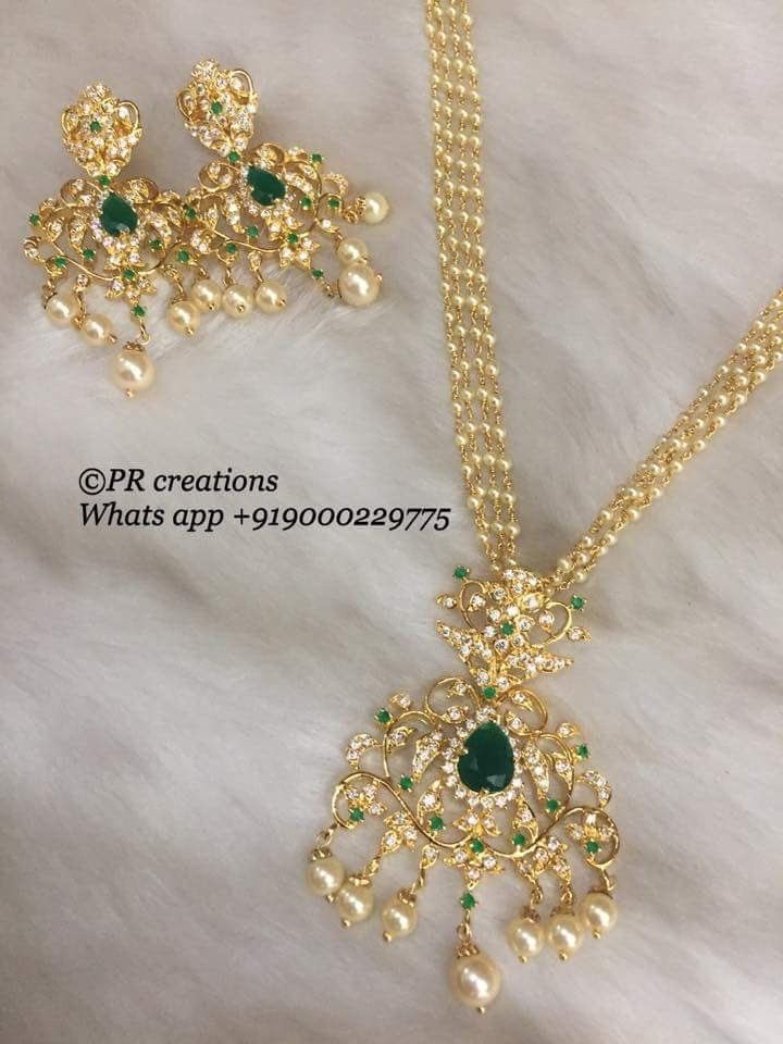 9955b1d588 One Gram Gold Necklace Set with Price | pendants | Jewelry, Gold necklace, Gold  jewelry