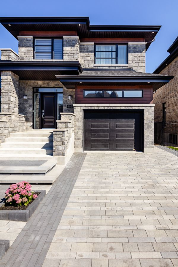 Driveway Inspiration For Contemporary And Modern Homes