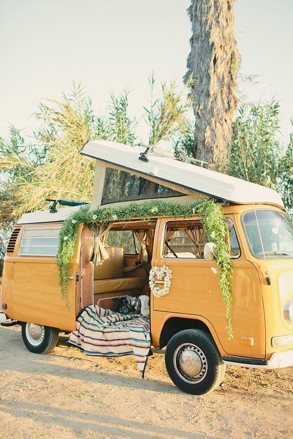 Volkswagon Van Vdub Vw Bus Volkswagen Camper The