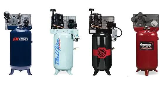 Best 80 Gallon Air Compressor in 2020