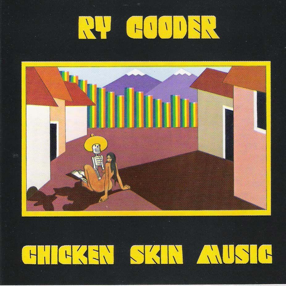 Ry Cooder  /  ⭐️Chicken Skin Music '76