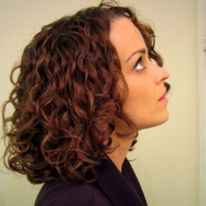 Short Layered Curly Hair With Bangs Short Layered Curly Hair