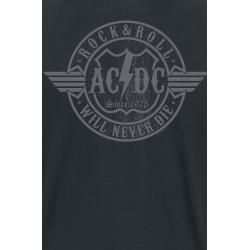 Photo of Ac/dc Rock & Roll – T-ShirtEmp.de
