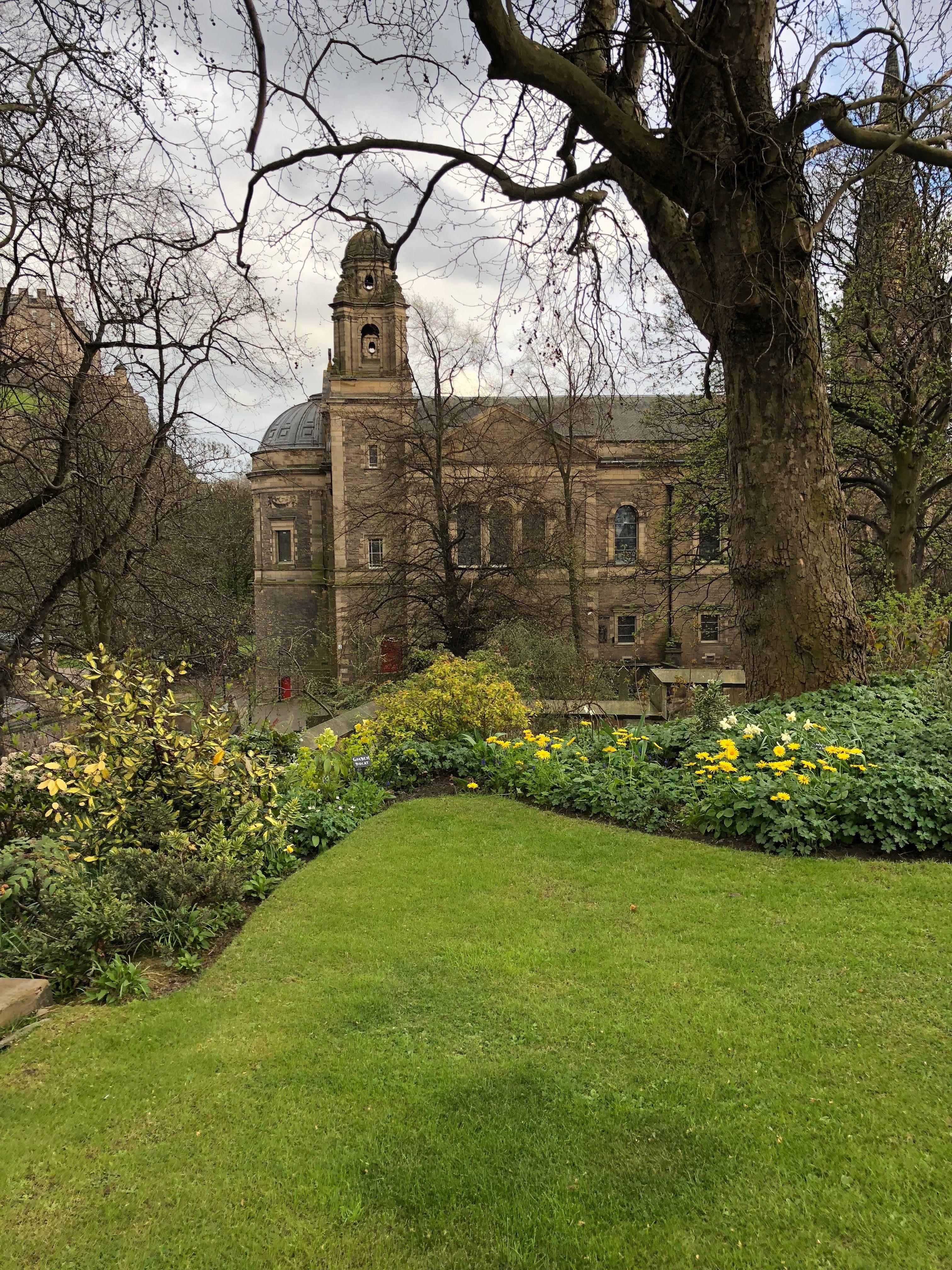 Princes Street Gardens, Edinburgh | my favorite places | Pinterest ...
