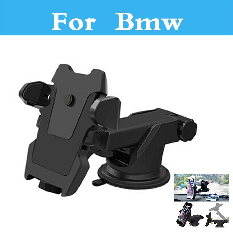 Car Mount Windshield Dashboard Suction Cup Mobile Phone Holder Stand