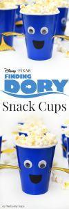 Finding Dory Snack Cups Finding Dory Snack Cups,