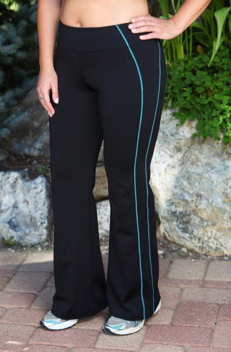 c2b085b509c Plus Size Workout Pants From Always For Me