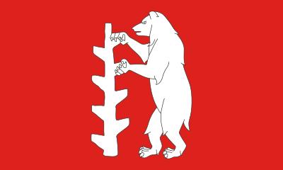 Flag Of Warwickshire Medved