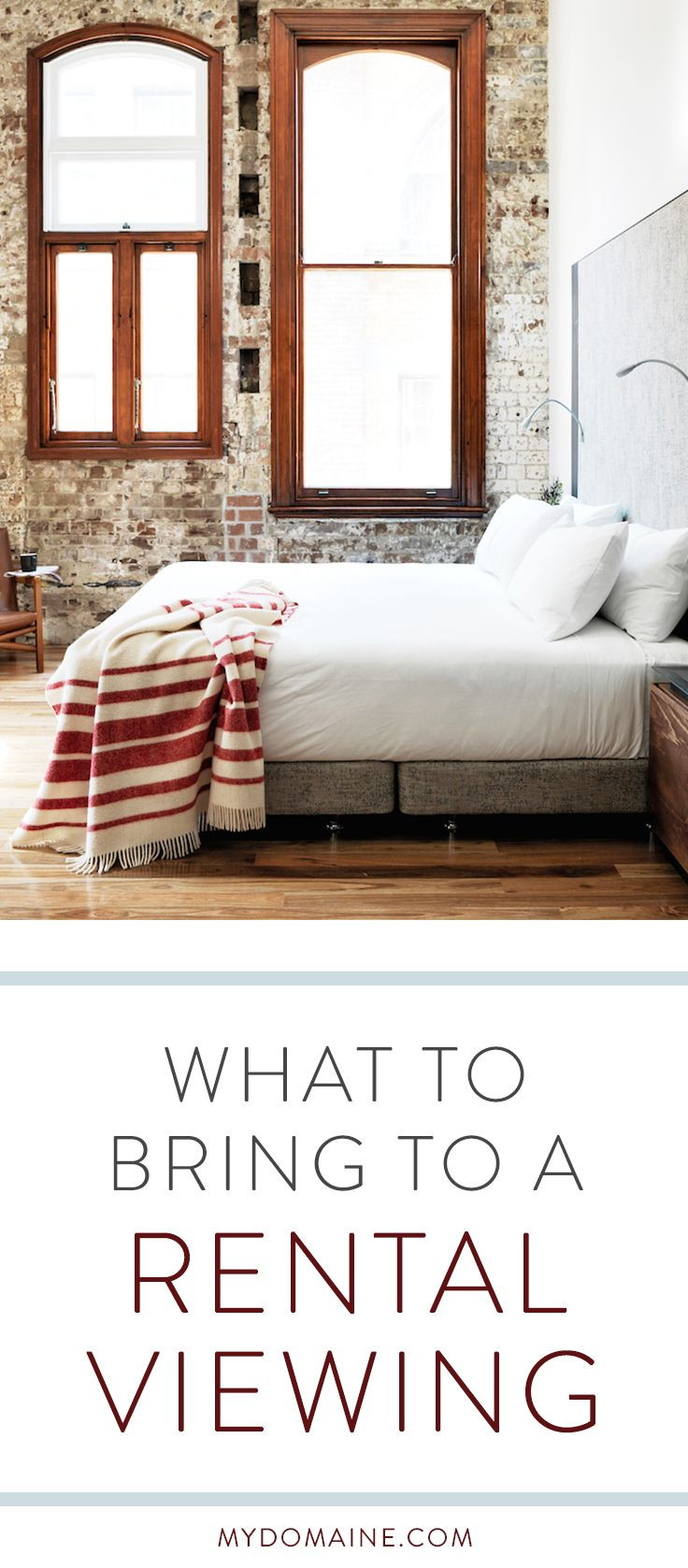 Rental Apartment Living Room Decorating Ideas: 11 Things You Should Bring When Looking At A Rental In