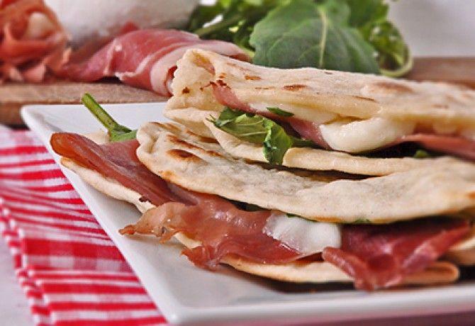 Piadina - Recept - Főzés, Ételreceptek és Ételek