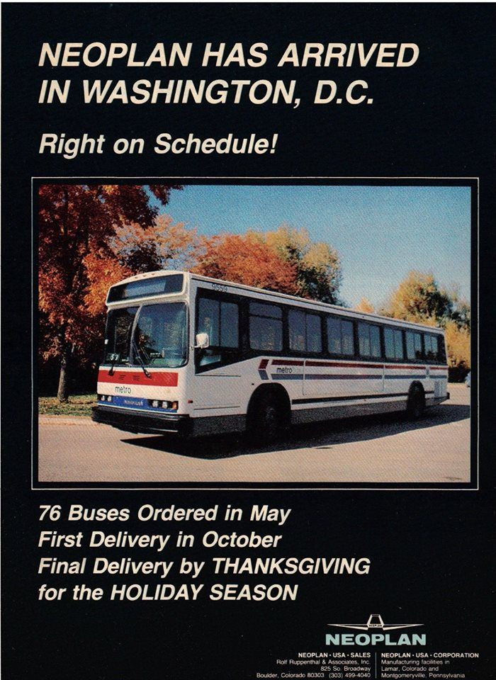 Neoplan Buses (early-1980s)  | the bus | Busses, Bus