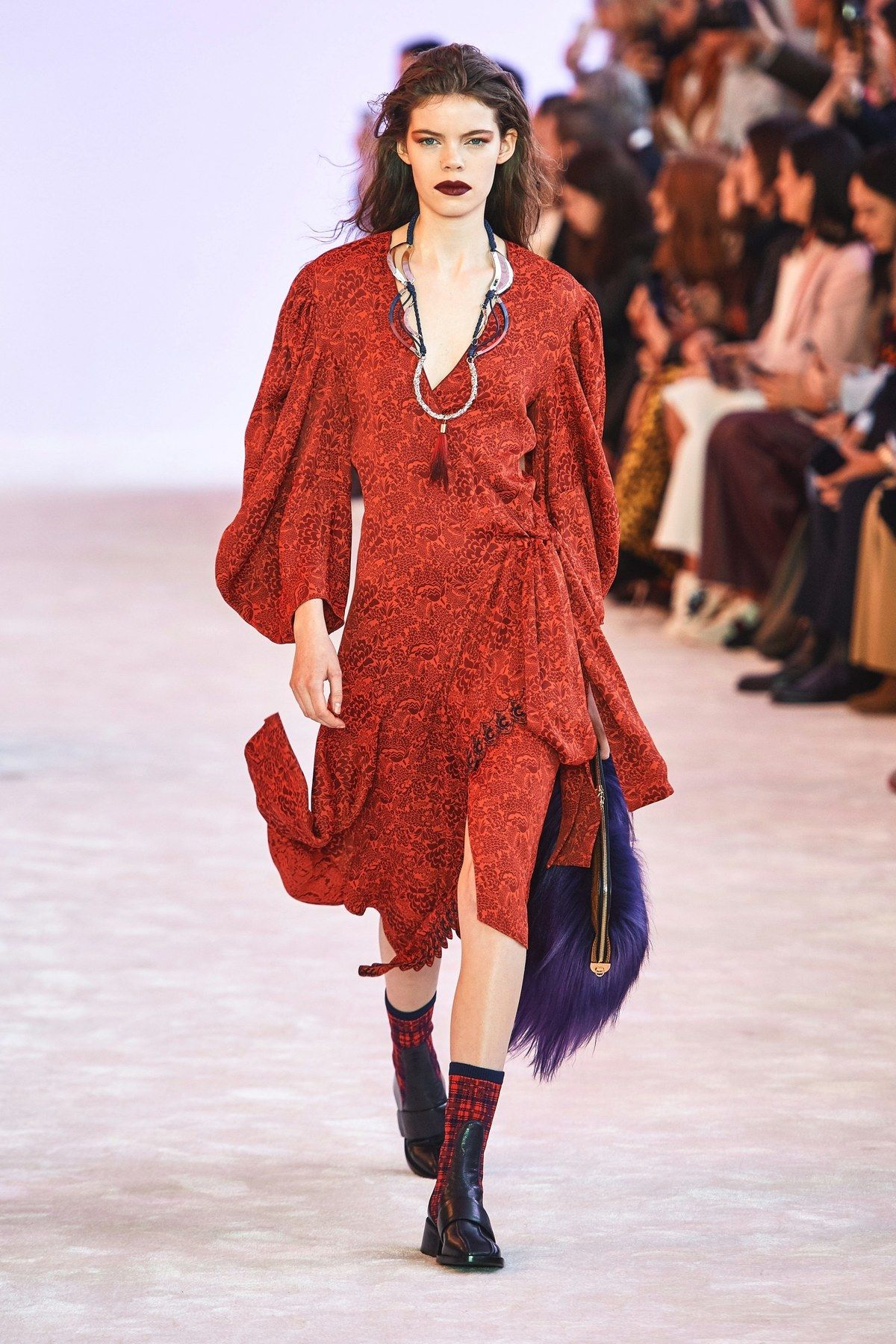 Chloé Fall 2019 Ready,to,Wear Fashion Show