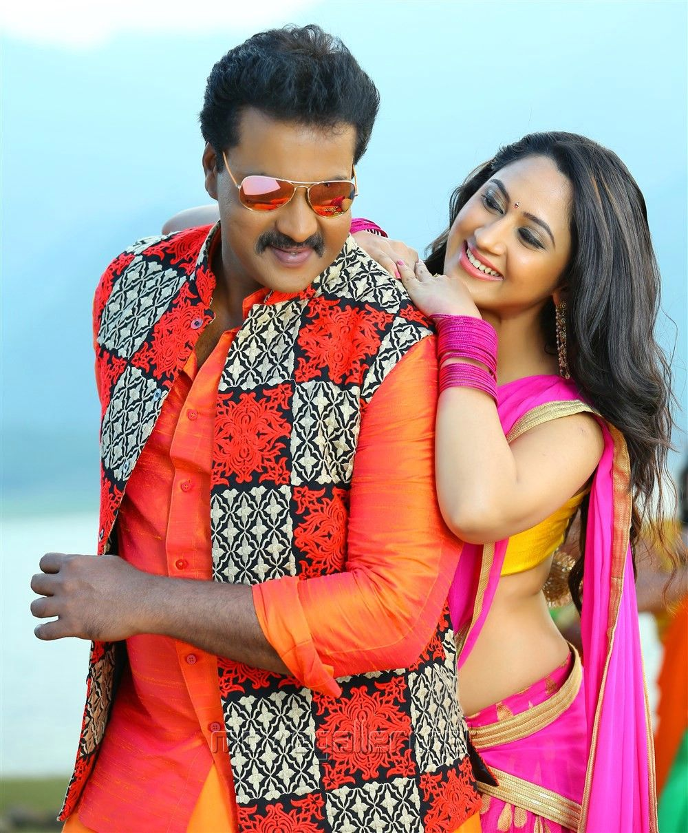 Miya Aka Gimi George In Ungarala Rambabu Movie New