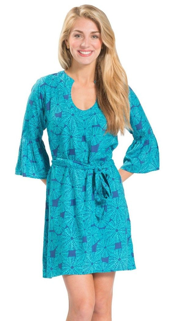 Escapada Charleston Tunic Dress