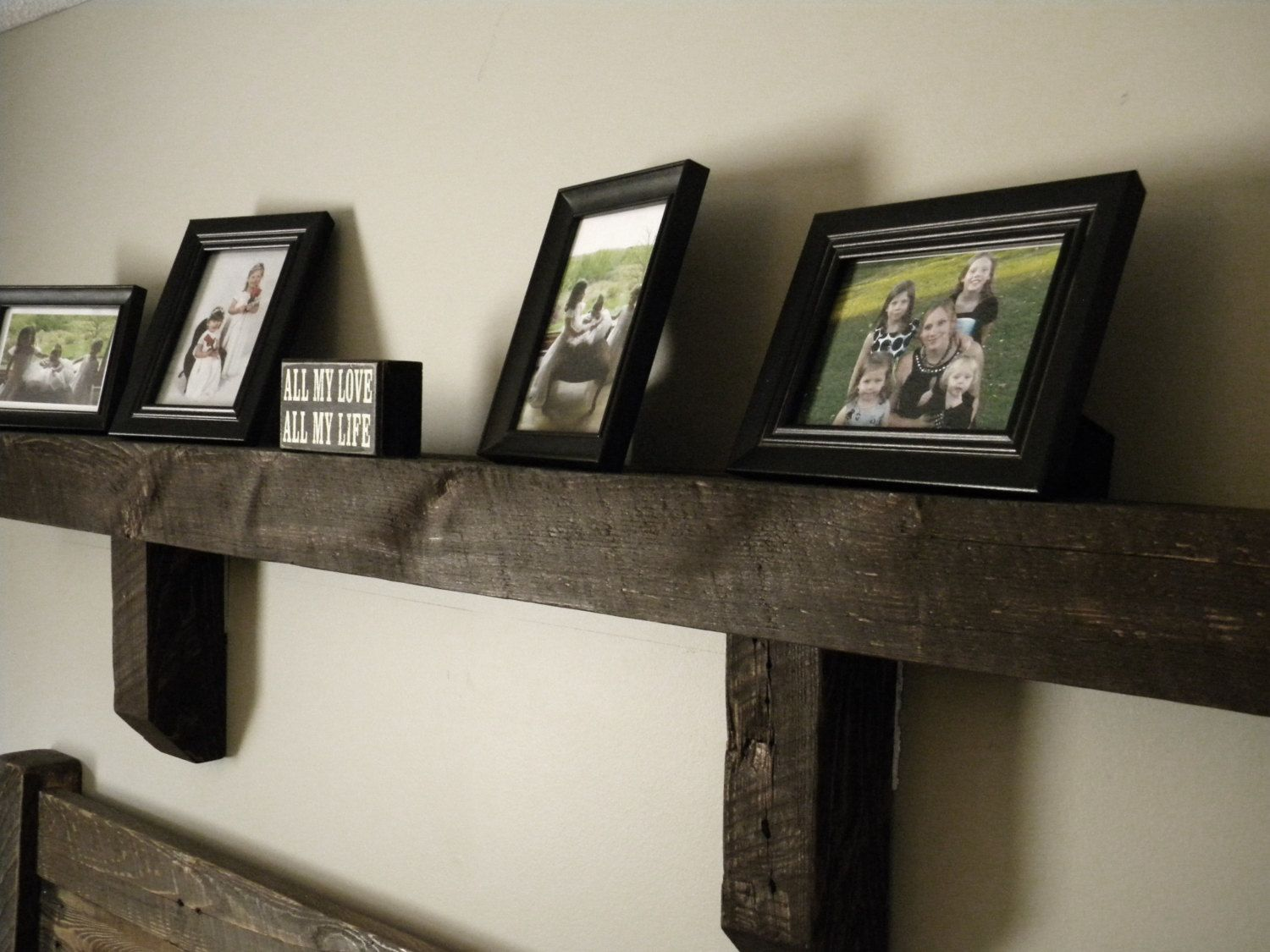 Fireplace mantle reclaimed wood mantle mantle by