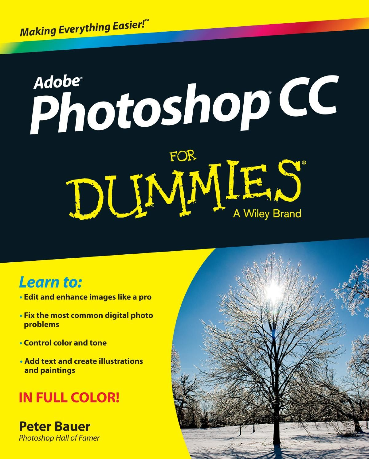Adobe Photoshop Cc For Dummies Photoshop Photoshop For Dummies Photoshop Book