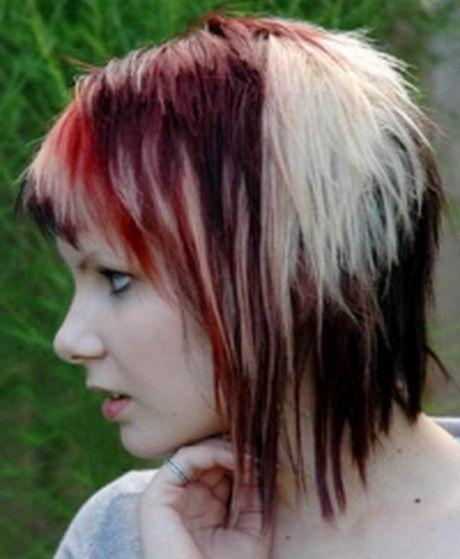 Emo Medium Length Haircuts Hair Pinterest Hair Styles Hair