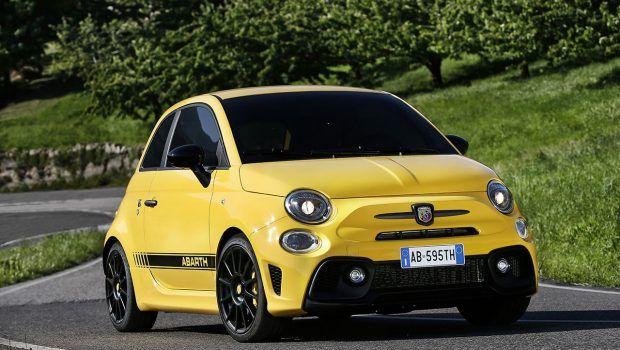 Ook Fiat 500 Abarth 595 Krijgt Een Kleine Maar Fijne Update Car
