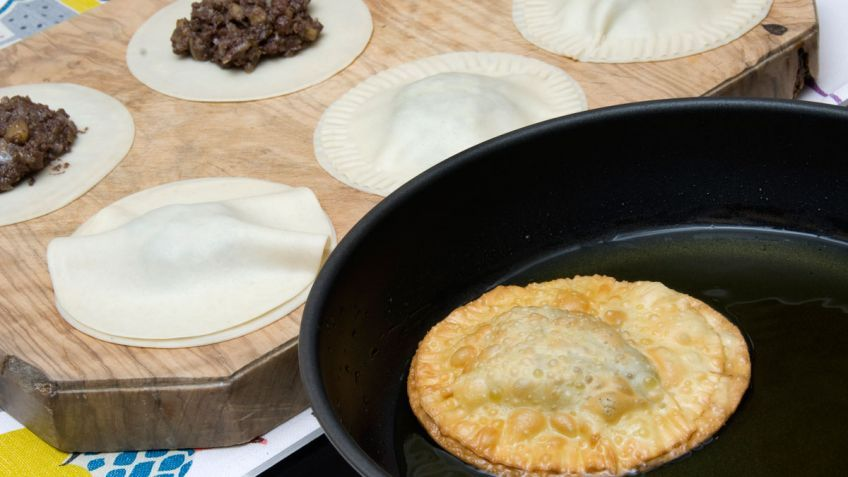 10 Ideas De Obleas Empanadillas Recetas Recetas De Mini Pizza Comida