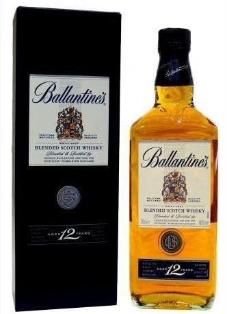 Ballantine S Blended 12 Year Whisky Sterke Dranken Online Kopen Belgie Whiskey Whisky Drank