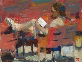 DARREN THOMPSON: Red Seats Millennium Park Chicago