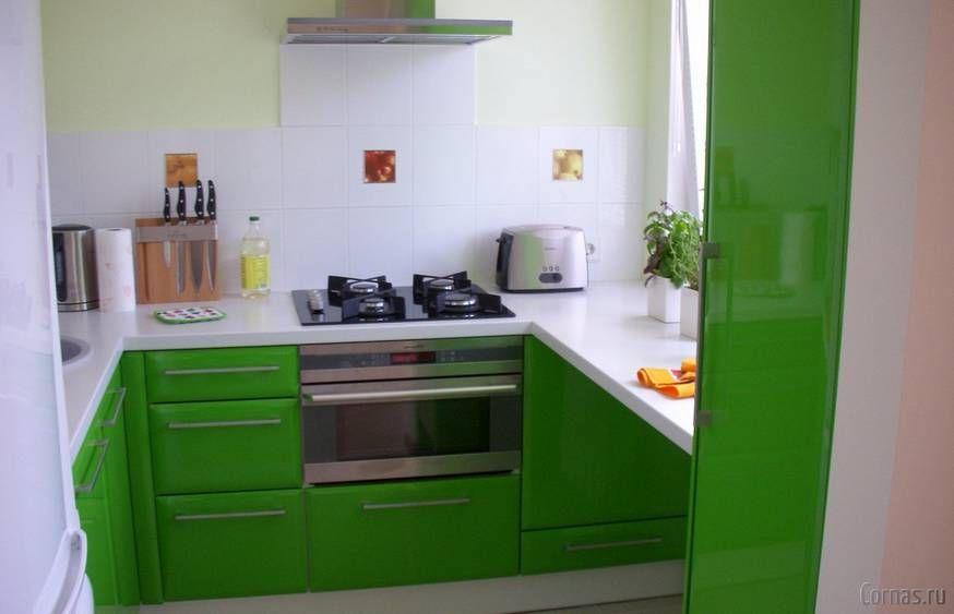 кухня дизайн фото 6м