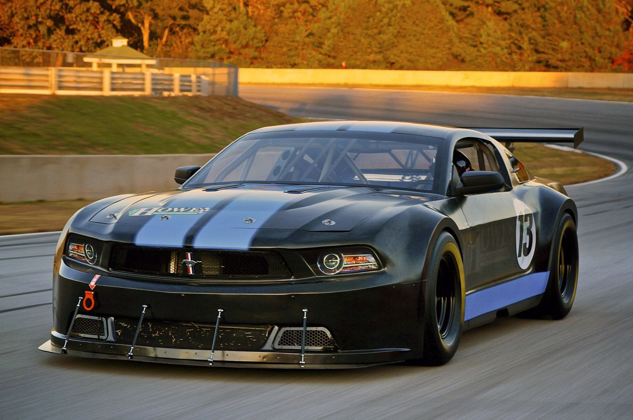Ford Mustang Ta2 Trans Am Race Car For Sale