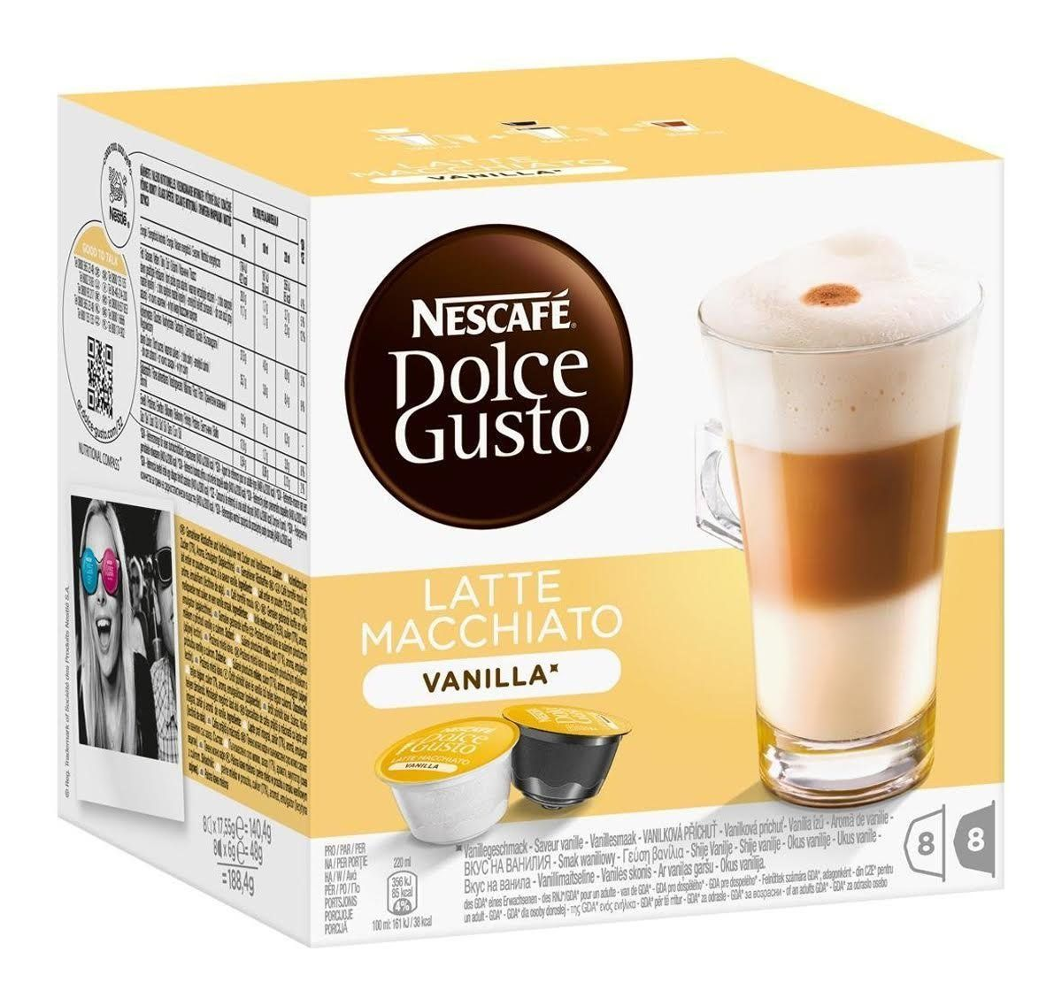 Nescafe Dolce Gusto for Nescafe Dolce Gusto Brewers