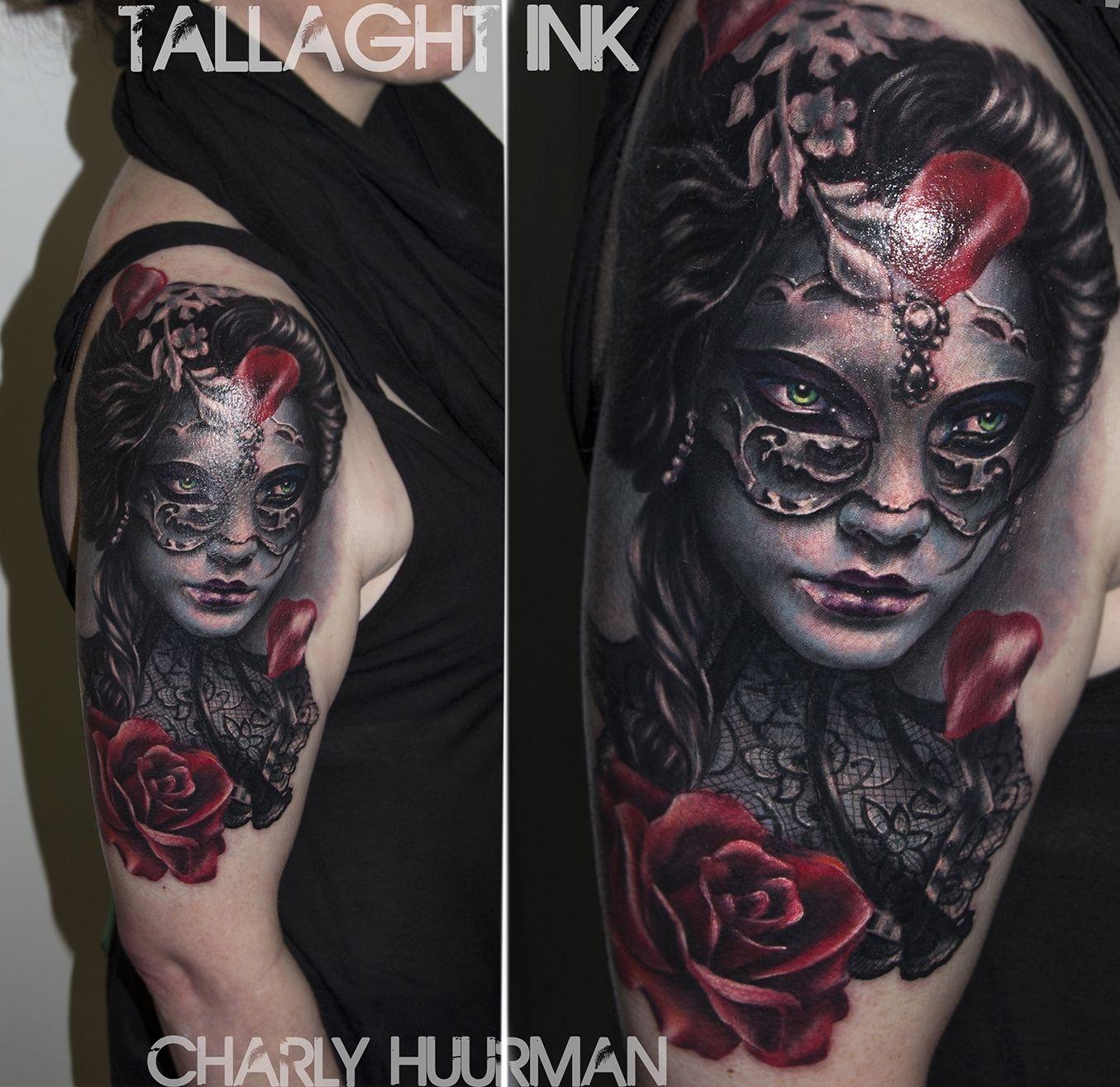 Realismo Abstracto Charles Huurman Utopian Tattoo Tribe