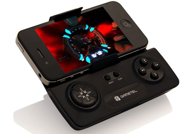 Veja os controles que transformam seu smartphone ou tablet em um videogame