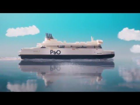 Our bookbinding features heavily in the latest 30-second TV advert from P&O Ferries (see from 22 seconds in). The books look great! #bespoke #bookbinding #TV More about these books at bit.ly/1OE9kDT