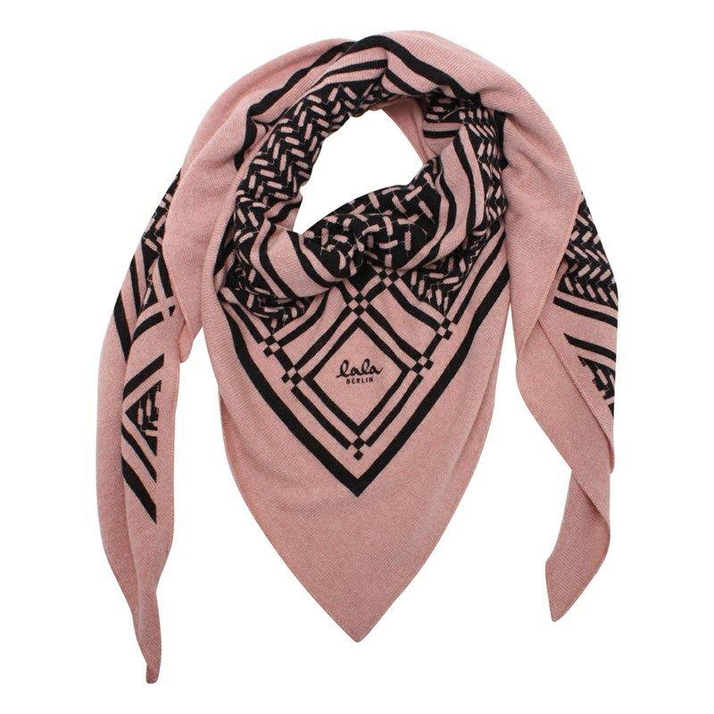 Image result for lala berlin lyserød tørklæde   Lala ...