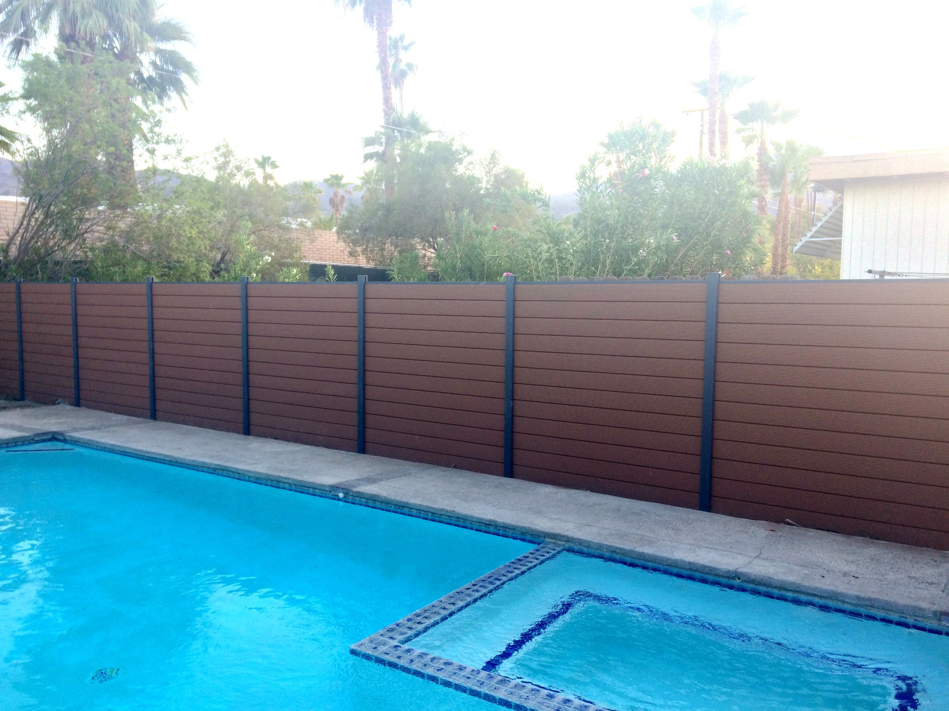 Swimming Pool Fence Panel In Ireland Composite Fencing Fence Panels Metal Fence Panels
