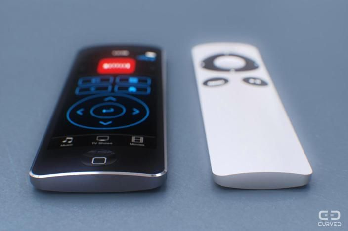 New Apple Tv Remote Control Will Have Touchpad In Addition To New