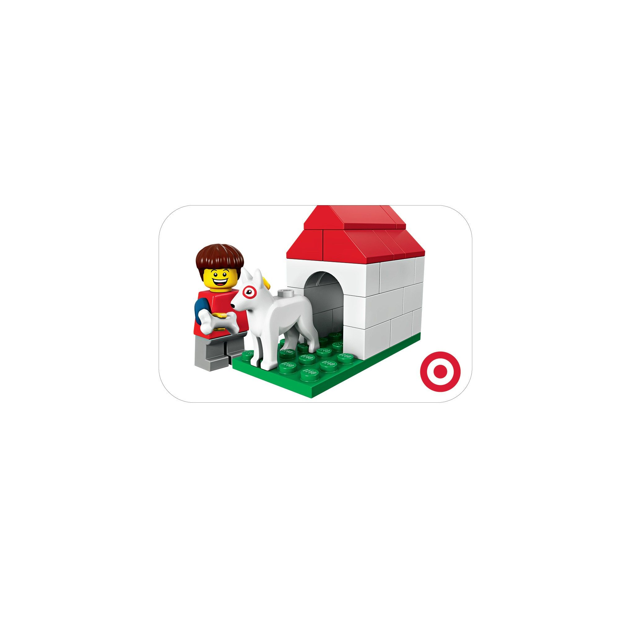 Lego Doghouse Card 20 Target Giftcards Products Corporate