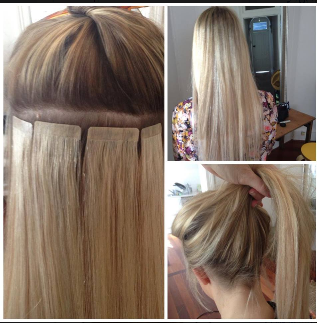 Hair Extension Prices Hair extensions prices, Types of