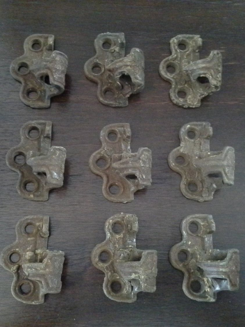 Antique Shutters Hardware Shutter Hinges Halves Antique Hinges Cast Iron Hinges Old Shutter Hinges Old Shut Antique Hinges Shutter Hinges Shutter Hardware