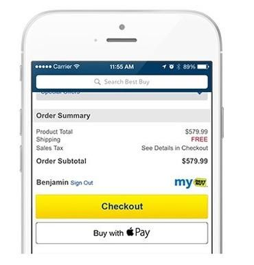 Best Buy to accept Apple Pay for purchases Retailer's