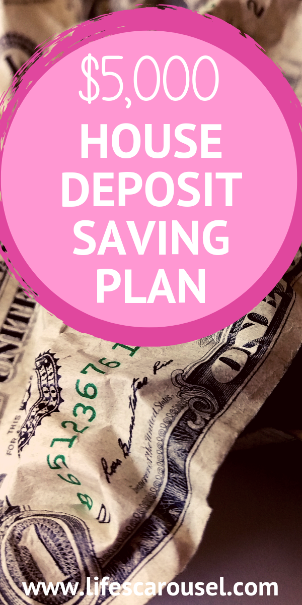 Easy 5,000 House Deposit Savings Plan Save for Your