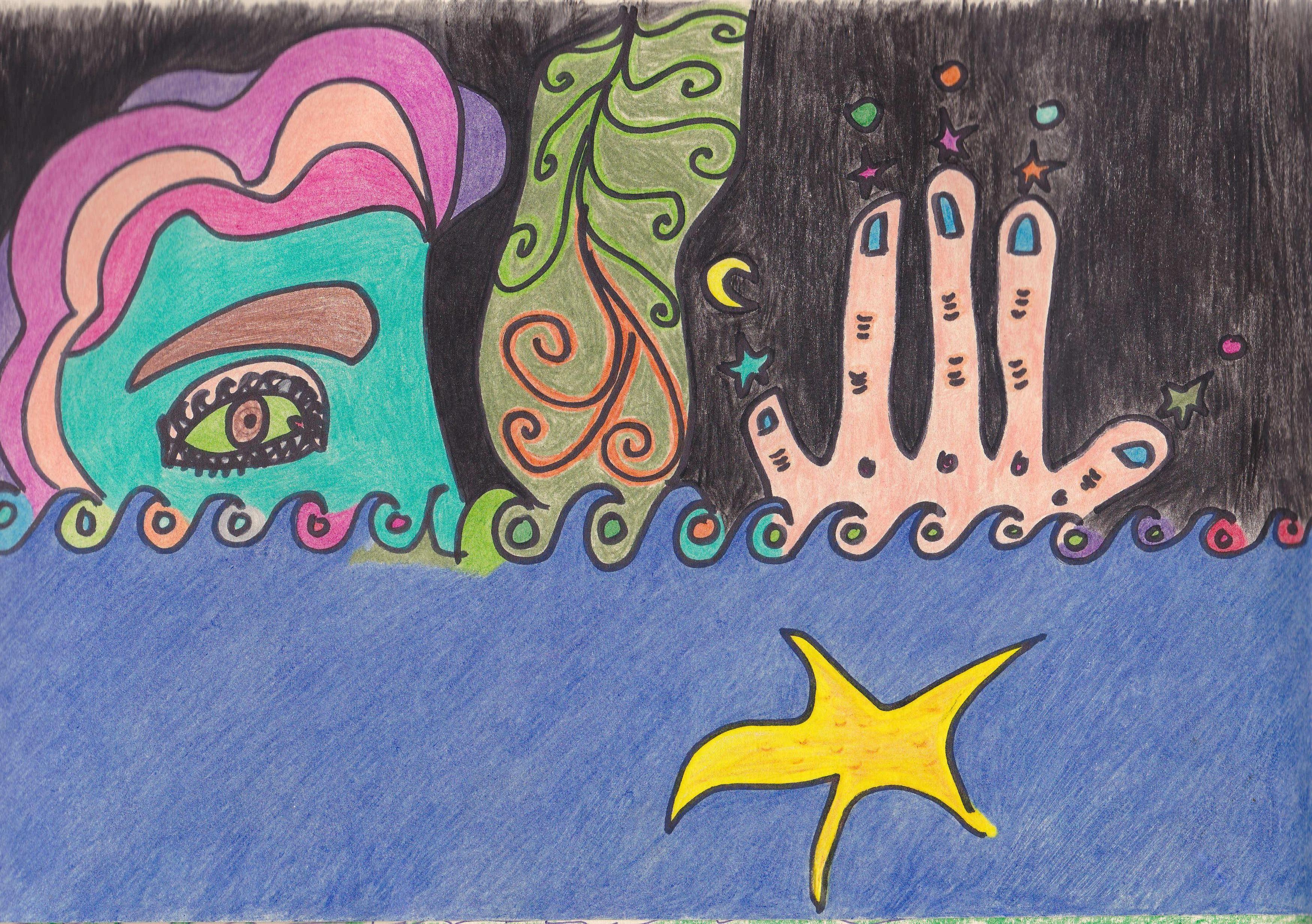Playa consciente inconsciente   My Drawings, My Art   Pinterest   Playa