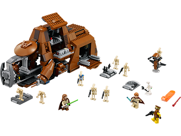 Charlie Transport The Battle Droids To The Battlefield In The
